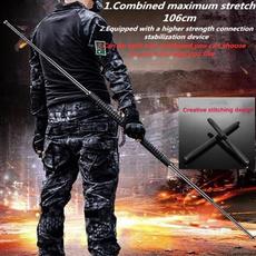 Steel, nunchaku, telescopicstick, tacticalstick