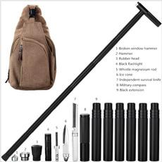 Outdoor, camping, tacticalstick, Tool