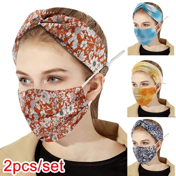 silkmask, Cotton, thinmask, Head Bands