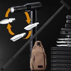 Exterior, camping, tacticalstick, Tool