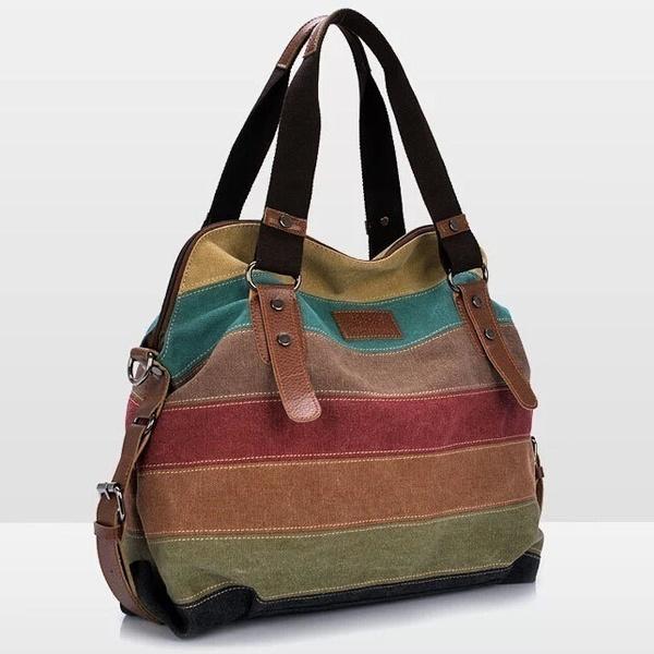 Fashion, Bags, Vintage, Desigual
