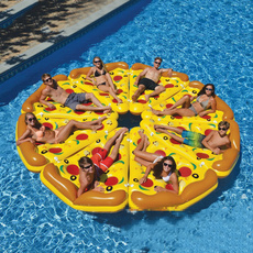 Summer, Toy, Jewelry, pizzafloatingbed