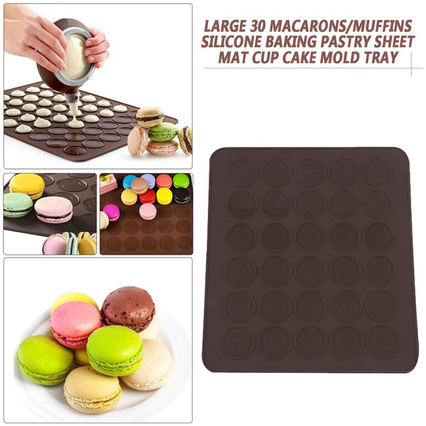 Baking, macaronmat, Cup, Silicone