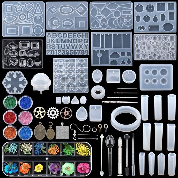 Jewelry, Silicone, resinmold, uv