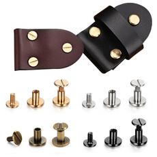 Craft, brassrivetsforleather, Head, leatherrivettool