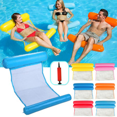 water, Sport, floatingbed, Cushions