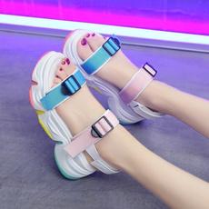 Summer, Sandals, Women Sandals, wedgesandala