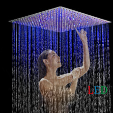 Steel, squareshowerhead, Head, Fashion