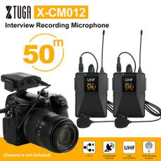 recordingmicrophone, uhfwirelesslavaliermicrophone, cameramicrophone, lavaliermiccanonmicrophone