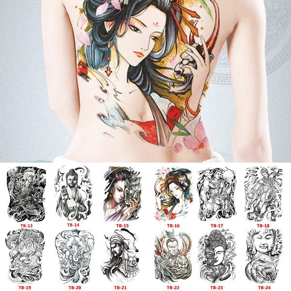 tattoo, Waterproof, unisex, Tattoo sticker