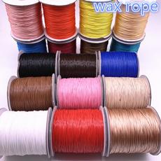 Cord, waxedcottoncord, Bead, stringthread