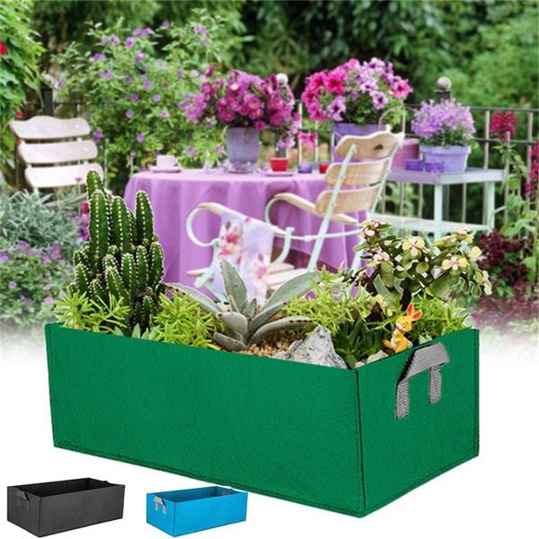 gardenbed, Plants, plantbag, Garden