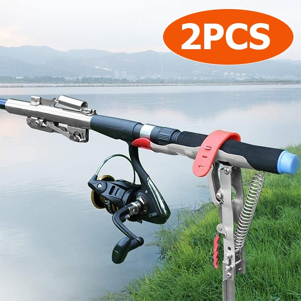 Steel, rodstand, fishingrodholder, fishingrodstand