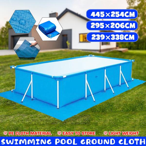 poolgroundcloth, groundmat, Mats, Ground