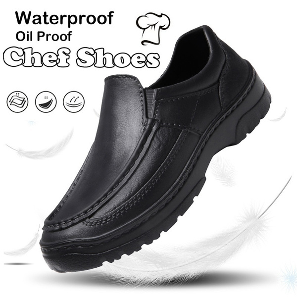 Hotel Restaurant Chef Shoes