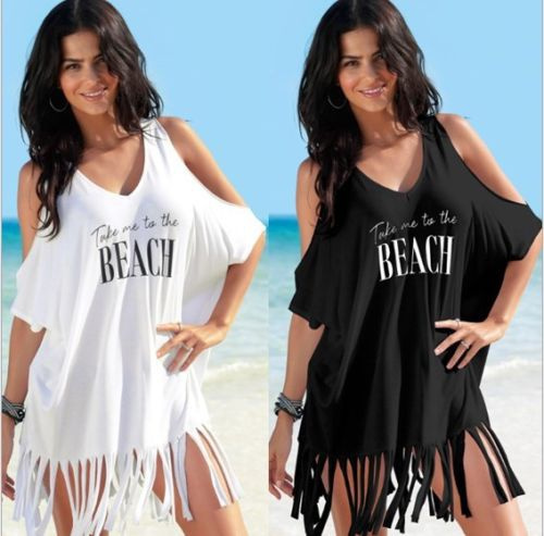 blouse, Summer, Tassels, Holiday