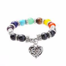 rainbow, filligree, Jewelry, Heart
