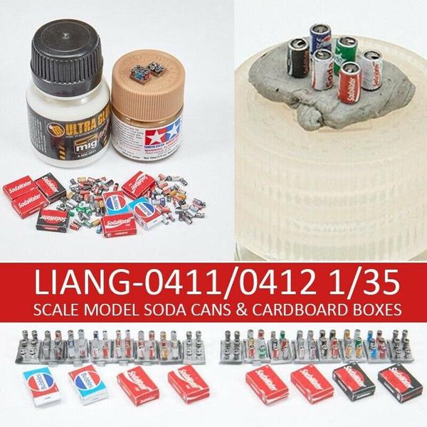cardboard, sodacan, Boxes, liang0411