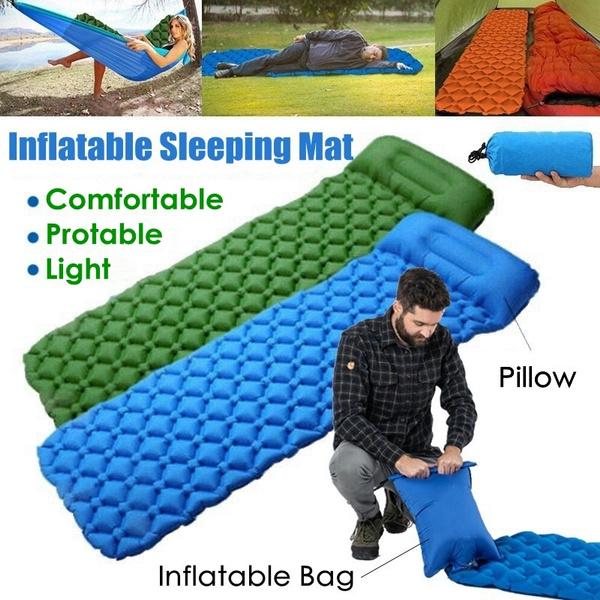 Hiking, inflatablesleepingpad, Mats, camping