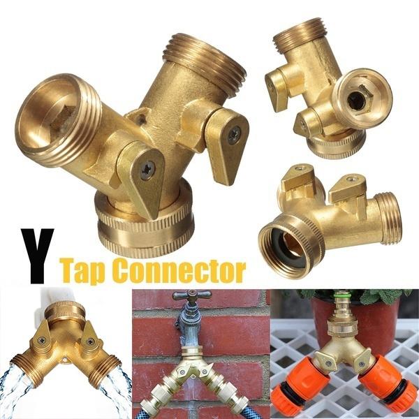 Brass, Splitter, Faucets, faucetsplitter
