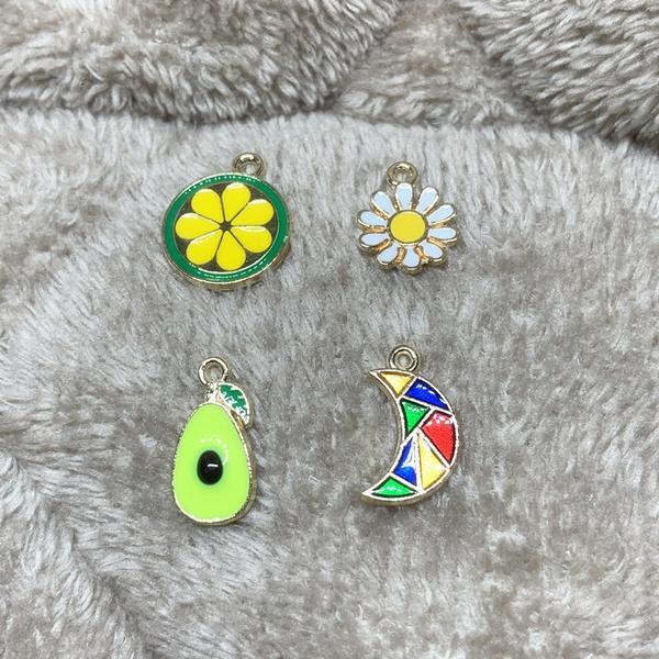 Flowers, avocadokeychain, Jewelry, Bracelet