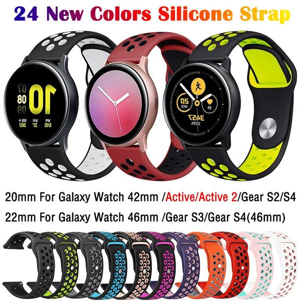 Samsung, gears3classicwatchband, samsunggalaxywatch42mm, gears3frontierwatchband