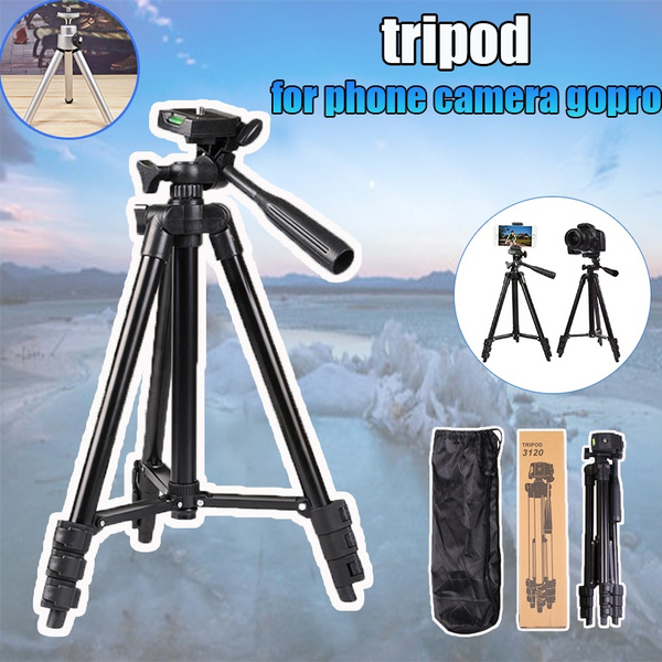 traveltripod, goprotripod, gopro accessories, Aluminum
