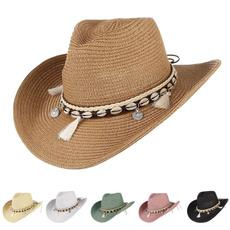 woven, Summer, Outdoor, Cowboy