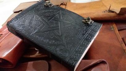 leather, Journal, leatherdiary, giftbook