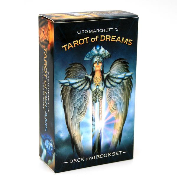 tarotofdream, oraclecard, tarotdeck, tarot
