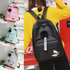 School, Brackets, bolsa, canvas backpack