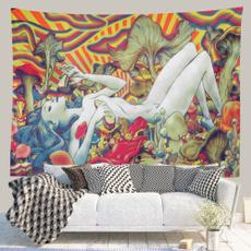 trippytapestry, Decoración, art, mandalatapestry