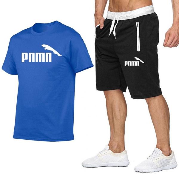 Summer, Shorts, Fitness, T Shirts