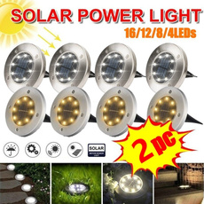 waterproofsolarlight, lampesolaire, Outdoor, led