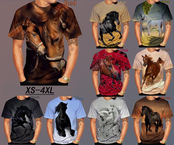 horse, Fashion, Shirt, Sleeve