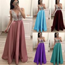 Cocktail, long dress, Cocktail Party Dress, Dress