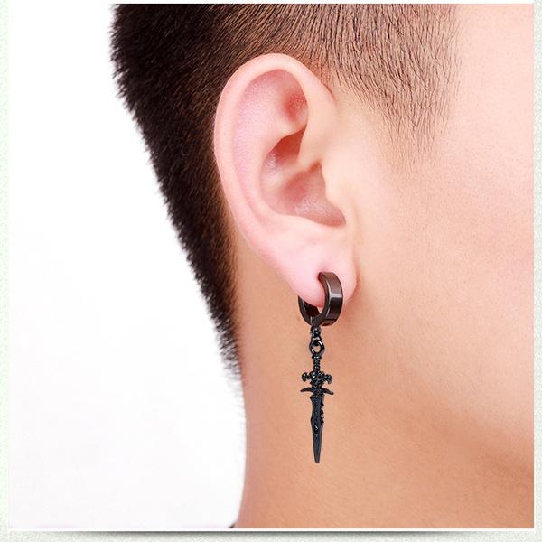 crossearring, Fashion, Stud, Stud Earring