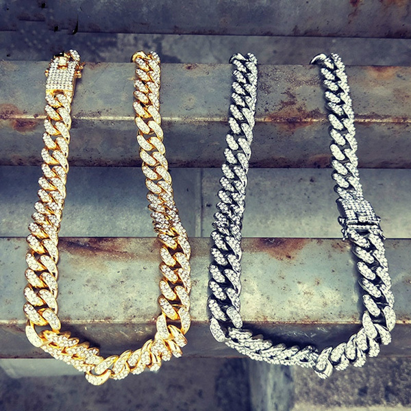 cubanchainnecklace, Fashion Accessory, hip hop jewelry, Miami