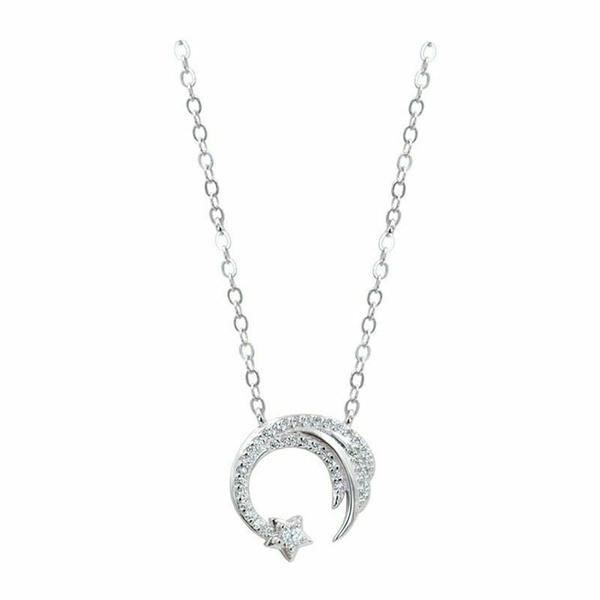 Star, Jewelry, Chain, necklaceforwomengirl