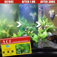 aquariumaccessorie, purifying, Tank, waterpurifierpowder