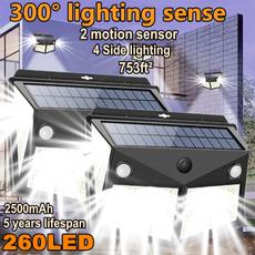 motionsensor, securitylight, Garden, Waterproof