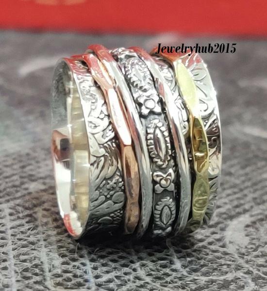 Sterling, Silver Jewelry, Wool, Jewelry