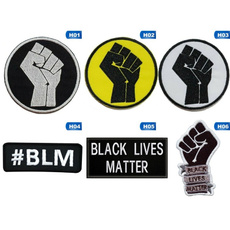 Pins, blackpower, patchsticker, Brooch Pin