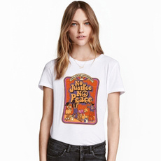 women tees tops, Funny, Shorts, Cotton