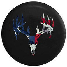 Polyester, skull, Hunting, traileraccessorie