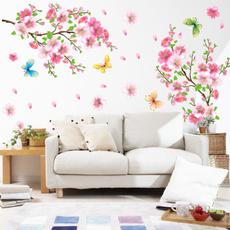 peachwallsticker, butterfly, art, Home Decor