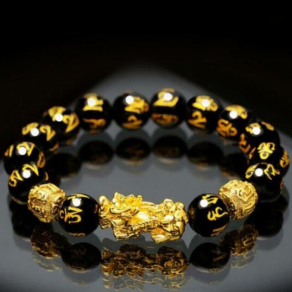 goldplated, Beaded Bracelets, Jewelry, Gifts