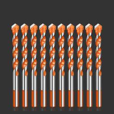 Head, Multifunctional, drillhole, Tool