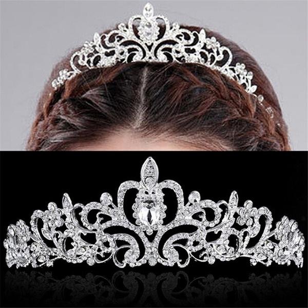 noble, bridalheaddre, crown, weddingheadband