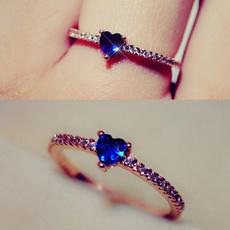 tailring, Heart, DIAMOND, Women Ring